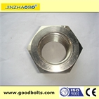 Hex nut(ISO9001:2008 Certified)